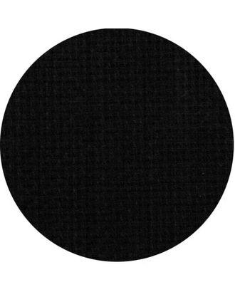 Канва средняя (10х55кл) 40х50см цв.черный арт. МГ-21905-1-МГ0195145