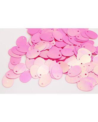 Пайетки россыпью Ideal 9х13мм цв.029 розовый уп.50г арт. МГ-2156-1-МГ0195373