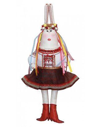 Набор для шитья и вышивания текстильная игрушка 8008 арт. МГ-2183-1-МГ0195984