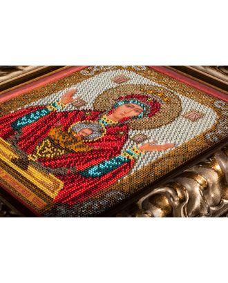 Набор для вышивания бисером КРОШЕ Неупиваемая Чаша 20x24 см арт. МГ-22289-1-МГ0196340