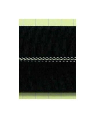 Корсаж брючный 5с-616 52мм цв.черный/белый арт. МГ-2201-1-МГ0196429