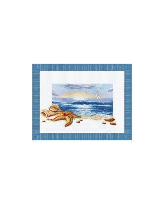 Набор для вышивания ЧАРИВНА МИТЬ Море (центр) 47х33 см арт. МГ-22741-1-МГ0197608