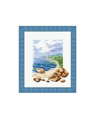 Набор для вышивания ЧАРИВНА МИТЬ Море (прав.часть) 28х33 см арт. МГ-22742-1-МГ0197609
