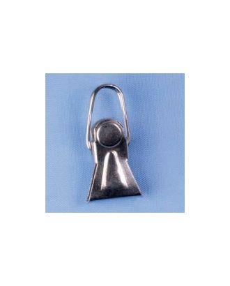 Зажим шторный С-52 металл цв.никель арт. МГ-78376-1-МГ0198843