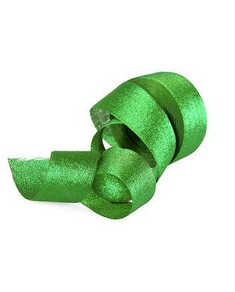Подарочная лента Парча ш.3,7-4см цв.016 зеленый арт. МГ-78411-1-МГ0200708
