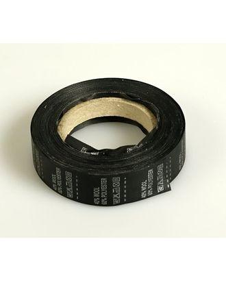 Состав и уход за тканью, Wool 40% Pоlyester 60%, цв.черный, 4000шт. арт. МГ-2442-1-МГ0201246