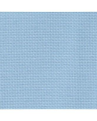 Канва средняя (10х55кл) 40х50см цв.177 голубой арт. МГ-23623-1-МГ0201482