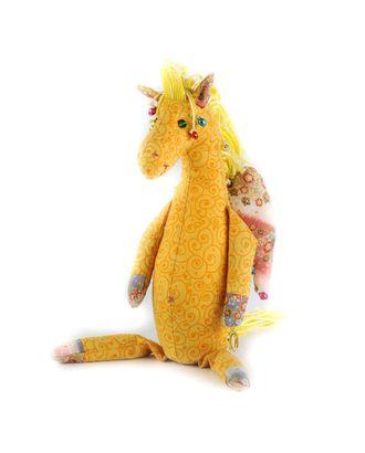 """Набор для изготовления текстильной игрушки """"Пегас"""" 29,5 см арт. МГ-2491-1-МГ0202137"""