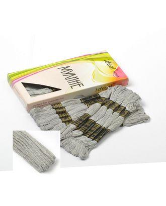 Нитки мулине IDEAL (100% хлопок) 24х8м цв.503 арт. МГ-24517-1-МГ0204482