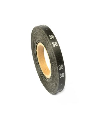 Размерники полиэстер 36 черный 10х40 мм в рул. 1250 шт (50м) арт. МГ-2594-1-МГ0205533
