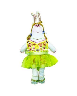 Набор для шитья и вышивания текстильная игрушка 8005 Зайка Зоя арт. МГ-2663-1-МГ0208022