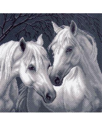 Рисунок на канве МАТРЕНИН ПОСАД - 1537 Лошади арт. МГ-27336-1-МГ0211356