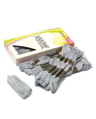 Нитки мулине IDEAL (100% хлопок) 24х8м цв.224 арт. МГ-27372-1-МГ0211414