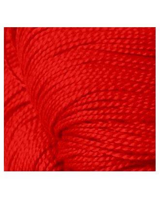 """Нитки для вязания """"Ирис"""" (100% хлопок) 300г/1800м цв.0906 красный мак С-Пб арт. МГ-28665-1-МГ0214461"""