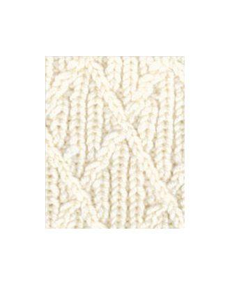 Пряжа для вязания Ализе Superlana maxi (25% шерсть, 75% акрил) 5х100г/100м цв.062 молочный арт. МГ-28919-1-МГ0215311