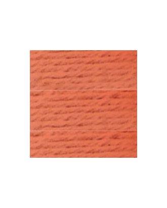 """Нитки для вязания """"Ирис"""" (100% хлопок) 300г/1800м цв.0712 оранжевый С-Пб арт. МГ-28961-1-МГ0215493"""