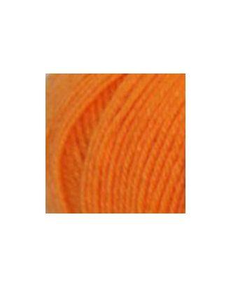 """Пряжа для вязания ПЕХ """"Детский каприз"""" (50% мериносовая шерсть, 50% фибра) 10х50г/225м цв.485 желто-оранжевый арт. МГ-28984-1-МГ0215560"""
