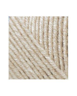 Пряжа для вязания Ализе Cashmira (100% шерсть) 5х100г/300м цв.152 беж меланж арт. МГ-29225-1-МГ0216541