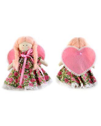 """Набор для изготовления текстильной игрушки """"ФЕЯ"""" 15см арт. МГ-2923-1-МГ0217062"""