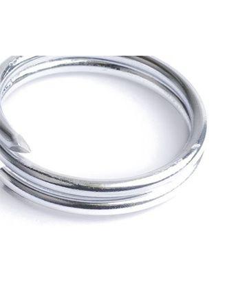 Проволока Ø 1мм цв.01 серебро рул.10м арт. МГ-29396-1-МГ0217194