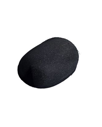 Подплечики обтянутые реглан твердые ОРТ20 цв.черный 100 компл) арт. МГ-2999-1-МГ0218443