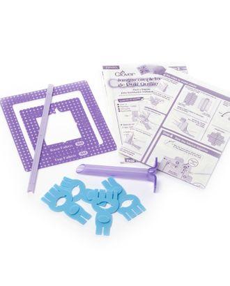 Комплект для объемного квилтинга маленький для изделий 4 см Clover 8400 арт. МГ-30327-1-МГ0231286
