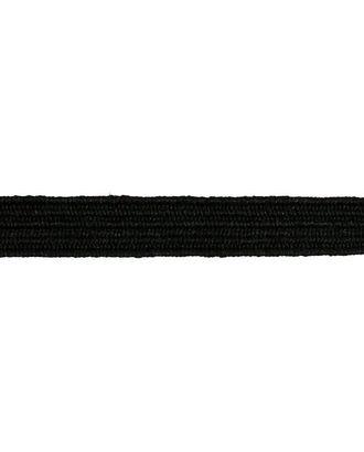Резинка ш.7-8мм цв.черный арт. МГ-90899-1-МГ0231630
