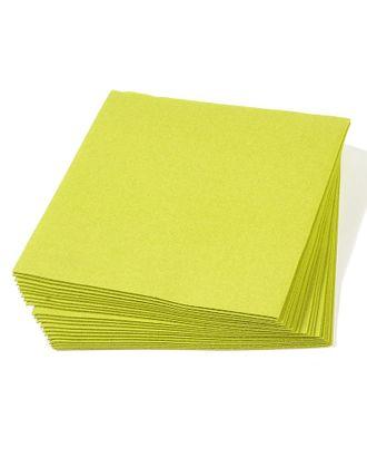 Салфетки Creativ цв.лаймово-зеленые 40х40 см уп.20 шт арт. МГ-78626-1-МГ0231689