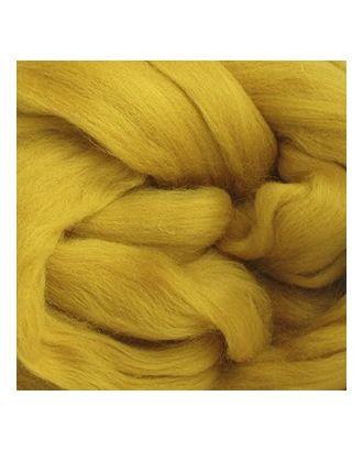 Шерсть для валяния ПЕХОРКА тонкая шерсть (100%меринос.шерсть) 50г цв.447 горчица арт. МГ-30485-1-МГ0231849