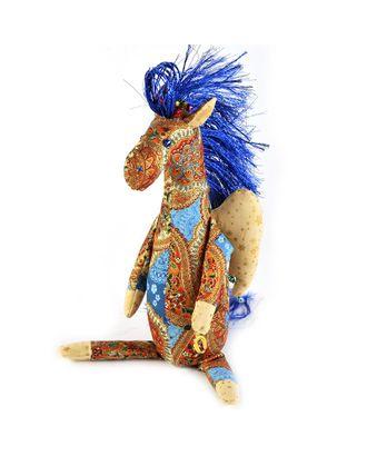 """Набор для изготовления текстильной игрушки """"Звездный Пегас"""" 29,5см арт. МГ-3184-1-МГ0233225"""
