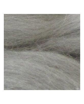 Шерсть для валяния ПЕХОРКА полутонкая шерсть (100%шерсть) 50г цв.393 св.моренго арт. МГ-31006-1-МГ0233484