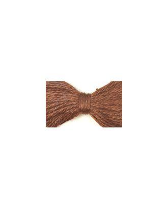 Нитки мулине цв.6514 т.коричневый 12х10м С-Пб арт. МГ-31040-1-МГ0233614