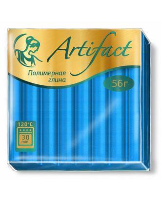 """Полимерная глина """" флуоресцентный цв.Голубой 56 г арт. МГ-31281-1-МГ0234153"""