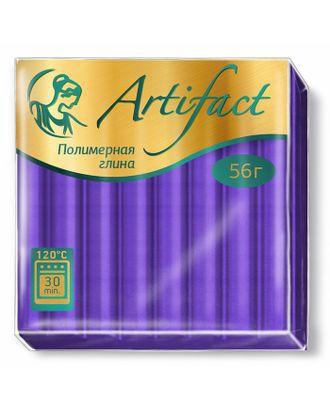 """Полимерная глина """" флуоресцентный цв.Фиолетовый 56 г арт. МГ-31282-1-МГ0234154"""