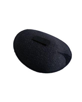 Подплечики на липучке реглан РК20 цв.черный уп.50 пар арт. МГ-3423-1-МГ0238466