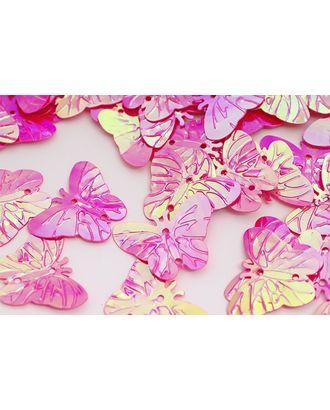 Пайетки россыпью Ideal 15х20мм цв.028 ярк.розовый уп.50г арт. МГ-3489-1-МГ0239188