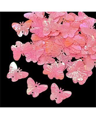 Пайетки россыпью Ideal 15х20мм цв.029 розовый уп.50г арт. МГ-3490-1-МГ0239189