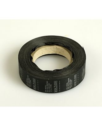 Состав и уход за тканью, Wool 25% Pol 35% Viscose 32% Lykra 8%, цв.черный, 1000шт. арт. МГ-3563-1-МГ0240029