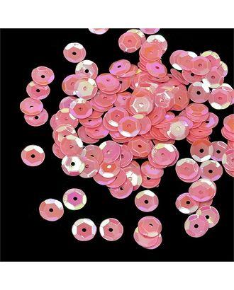 Пайетки россыпью Ideal 8мм цв.29 розовый уп.50г арт. МГ-3580-1-МГ0240129