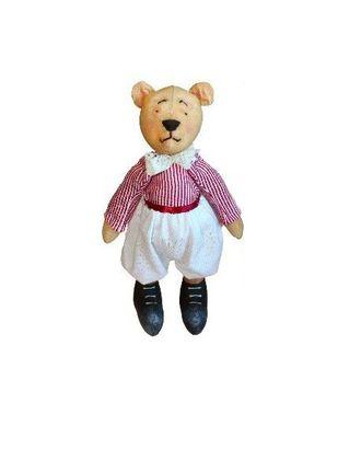 """Набор для изготовления текстильной игрушки """"Мишка Папа"""" 25см арт. МГ-3605-1-МГ0240430"""