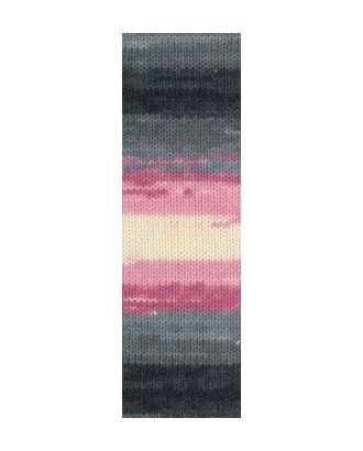Пряжа для вязания Ализе Lana Gold Batik (50% шерсть, 50% акрил) 5х100г/240м цв.1602 арт. МГ-33267-1-МГ0242674