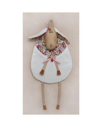 """Набор для изготовления текстильной игрушки """"Sheep Story"""" 34см Ваниль арт. МГ-3746-1-МГ0242780"""