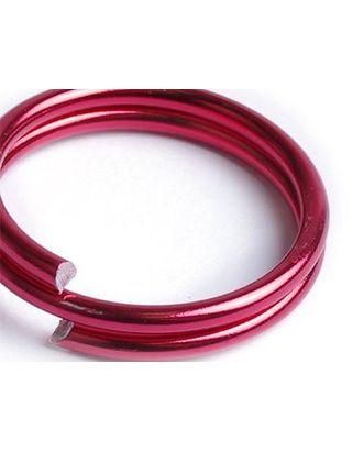 Проволока Ø 2мм цв.23 красный рул.10м арт. МГ-33859-1-МГ0246039