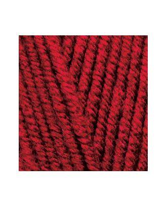 Пряжа для вязания Ализе Lana Gold Plus (49% шерсть, 51% акрил) 5х100г/140м цв.056 красный арт. МГ-33897-1-МГ0246374