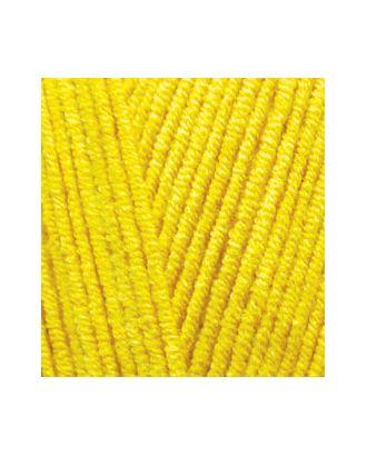 Пряжа для вязания Ализе Cotton gold (55% хлопок, 45% акрил) 5х100г/330м цв.110 желтый арт. МГ-34525-1-МГ0253881