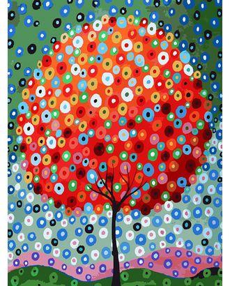 К по номерам Белоснежка Денежное дерево 30х40 см арт. МГ-35260-1-МГ0258768