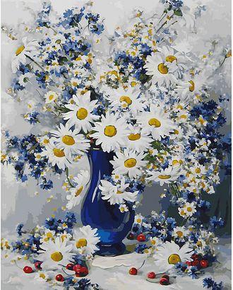 К по номерам Белоснежка Любимые цветы 40х50 см арт. МГ-35350-1-МГ0258885