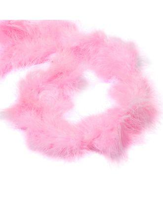Боа-пух уп.15±3г цв.розовый уп.2м арт. МГ-78859-1-МГ0261539