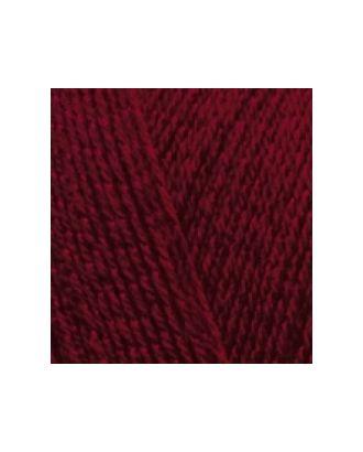 Пряжа для вязания Ализе Sal simli (95% акрил, 5% металлик) 5х100г/460м цв.057 бордовый арт. МГ-35837-1-МГ0262438