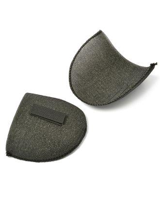 Подплечики на липучке Вк-10 цв.черный уп.50 пар арт. МГ-4644-1-МГ0265866